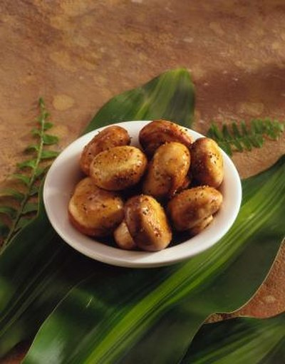 Nutritional Value of Sauteed Mushrooms