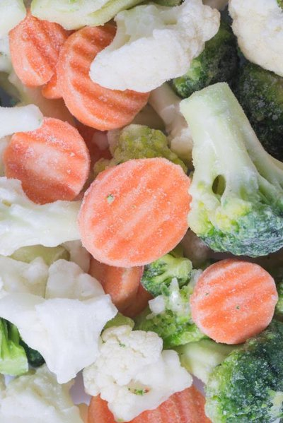 How to Thaw, Cook & Refreeze Vegetables