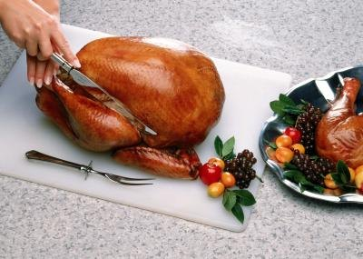 How to Moisten a Dry Turkey