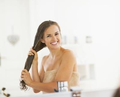 How to Remove Olive Oil From Hair