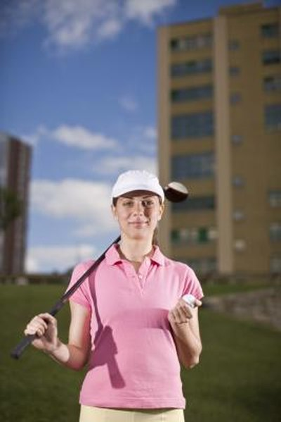 Golf Tips for Women With Large Breasts