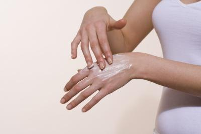 Dry Cracking Skin on the Hands & Fingers