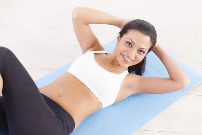 The Best Lower Abs Workout for Women at Home