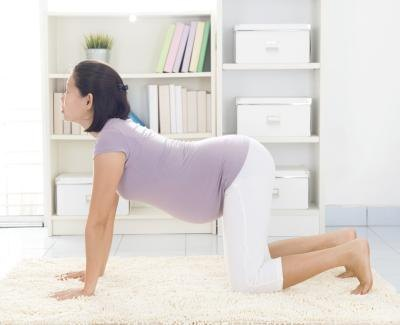 Pregnancy Stretches for Rib Pain and Muscle Spasms