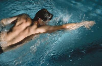 How to Increase Swimming Stamina