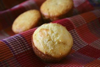Calories in a Large Corn Muffin