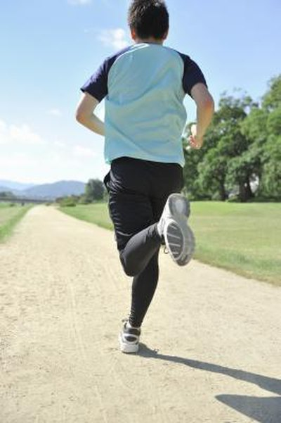 How Many Calories Do You Lose When Running 1 Mile?