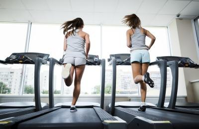 Maximum Speed of Treadmills