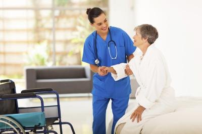A Nursing Diagnosis of Limited Mobility