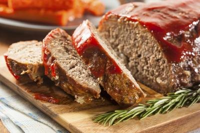 Calories in Meat Loaf