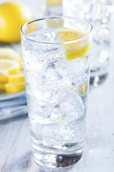 Drinking Lemon Water for Acne