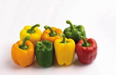 Bell Pepper and Stomach Cramps