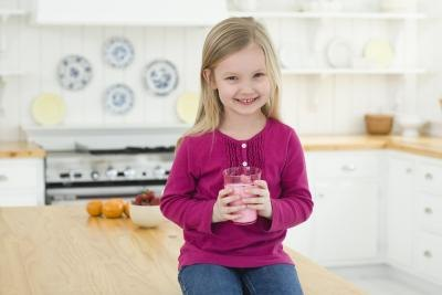 Fruit and Veggie Smoothies for Kids