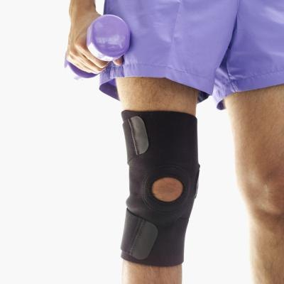 Knee Injury and Indoor Group Cycling