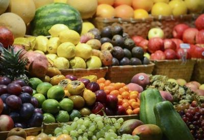 Nutrition: Fruit and Vegetable Colors