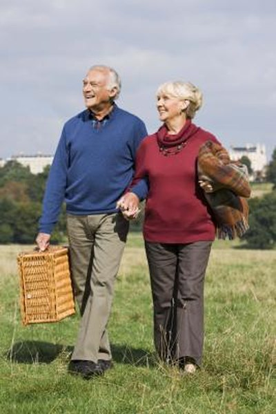 Walking Exercises for Balance in the Elderly