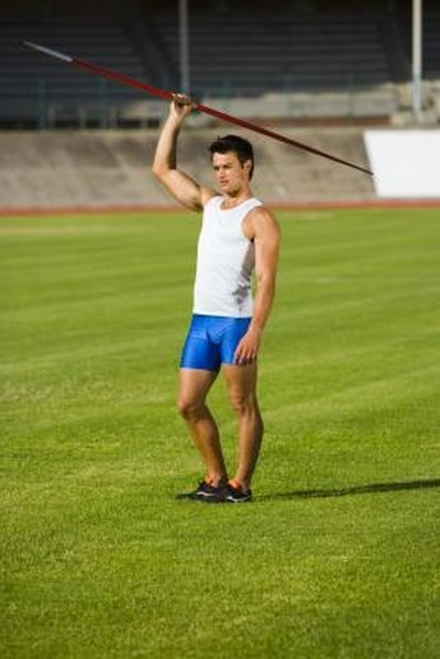Javelin Throw Exercises