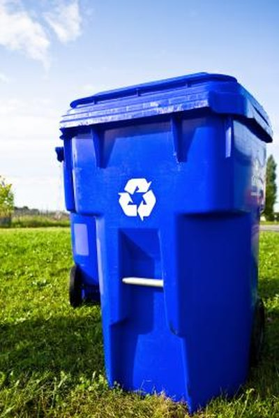 Facts About Reducing, Reusing & Recycling