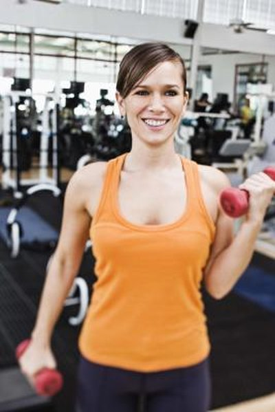 Does Weight Lifting Help Sagging Breasts?