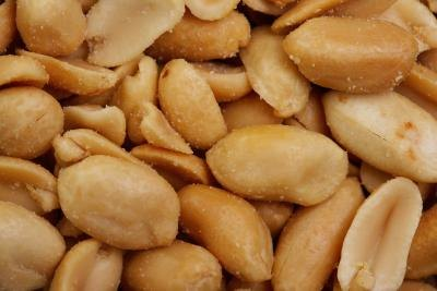 Calories in Shelled Peanuts