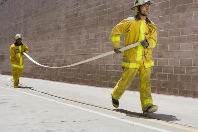 Workout to Prepare for Firefighter Training