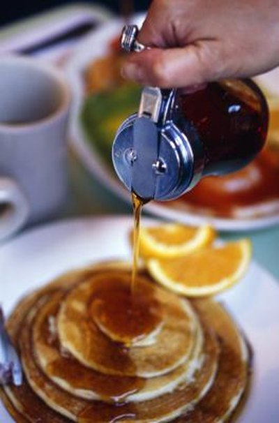 Glycemic Index of Honey vs. Maple Syrup