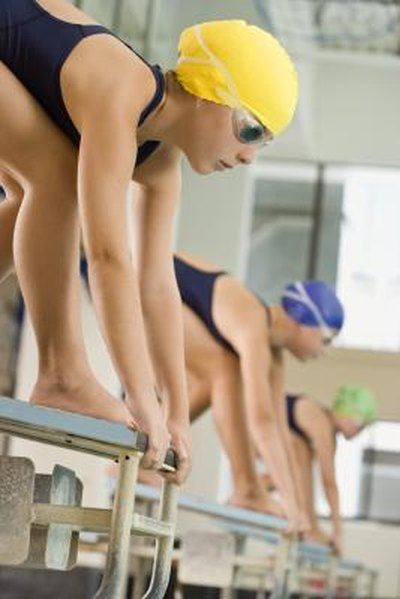 Power Swimming Workouts