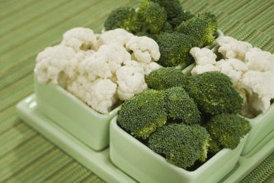 Cauliflower Vs. Broccoli Nutrition