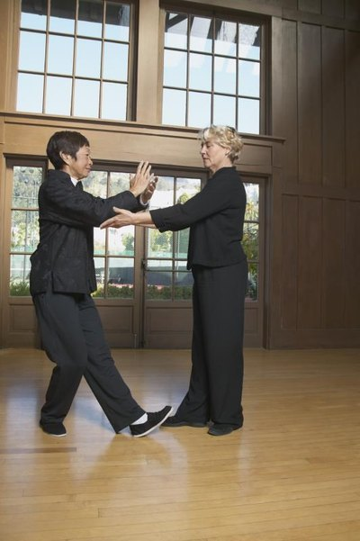 Tai Chi Exercises and Movements