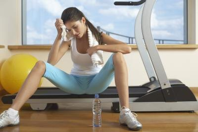 What Causes Shortness of Breath & Dizziness When Exercising?