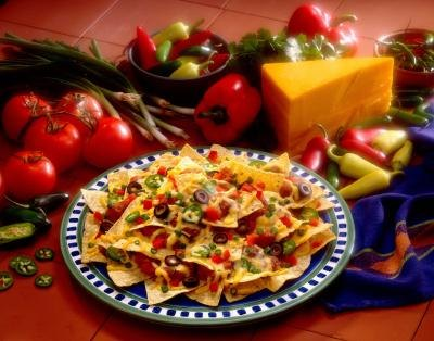 How to Make Nachos With Ground Beef With Taco Sauce