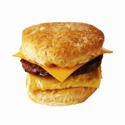 Calories in a Sausage, Egg & Cheese Biscuit