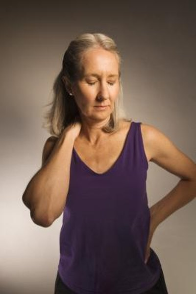 Massage Therapy Trigger Points for Knots in the Neck and Back