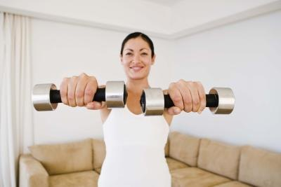 Human Growth Hormones & Weight Training