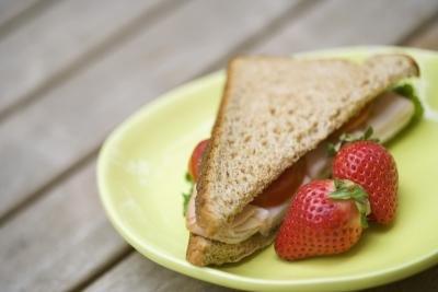 Healthy Lunch Time Meals for Three Year Olds