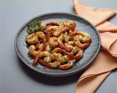 Chinese Shrimp & Broccoli Nutrition