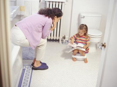 How to Potty Train a 20-Month-Old