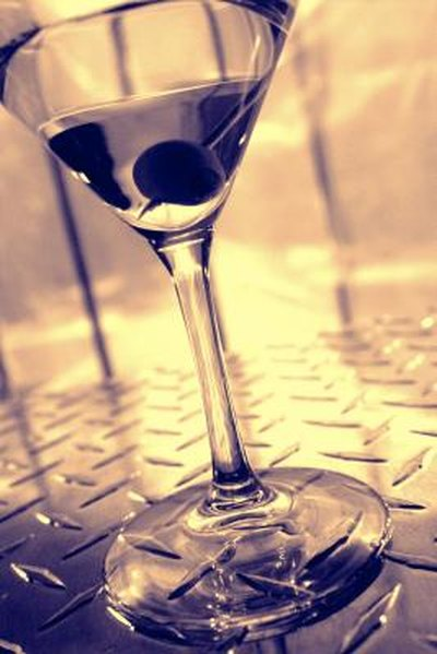 How to Make a Grey Goose Martini