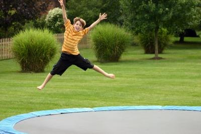 Trampoline Exercises for Weight Loss