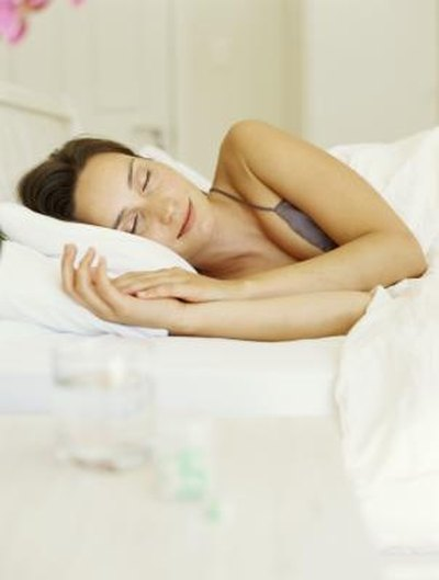 Vitamins That Help You Sleep