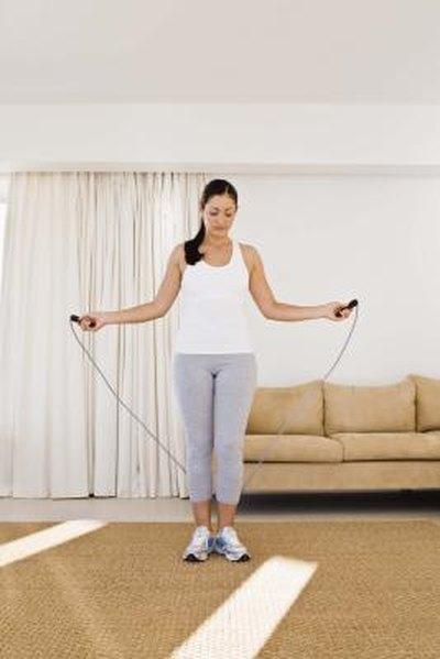 At-Home Exercise Tips to Lose 10 Pounds & Tone