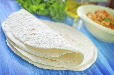 Calories in a Flour Tortilla
