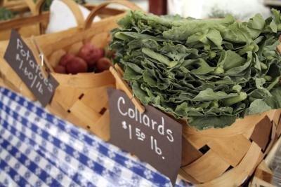 How Many Calories Do Collard Greens Have?
