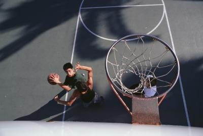 Basketball Workout for Losing Weight