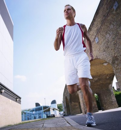 A Leg Strength-Training Routine for Distance Runners