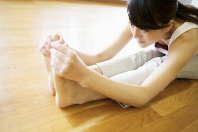 How to Increase Flexibility to Touch Your Toes