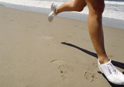 Plantar Flexion When Running