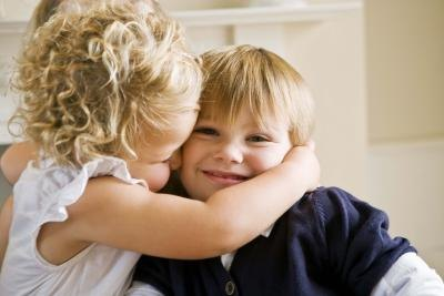Parenting: What to Do When Your Child Is Kissing Another Child