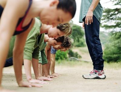 How to Start a Fitness Bootcamp