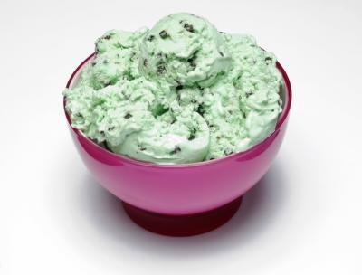 Nutritional Facts of Mint Chocolate Chip Ice Cream